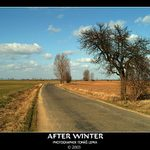 after winter