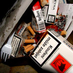 ...every cigarette is doing you damage...