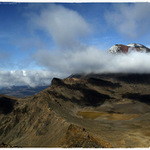 -= Tongariro crossing II=-