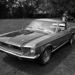 Mustang Fastback 1968