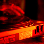 Technics spin red