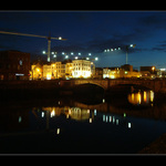 Cork in night