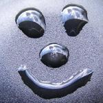 water smile