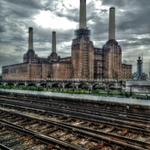 London old power plant
